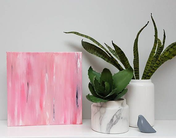 Pink Crush just listed online!  https://www.etsy.com/au/listing/513084328/pink-crush-bright-colourful-original
