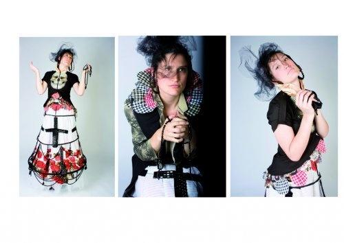 Melisa Rolandi - Reynal  2011.09.11 | Semillero UBA: finalista del concurso que organiza Buenos Aires Fashion Week. Temporada Primavera- Verano 2011
