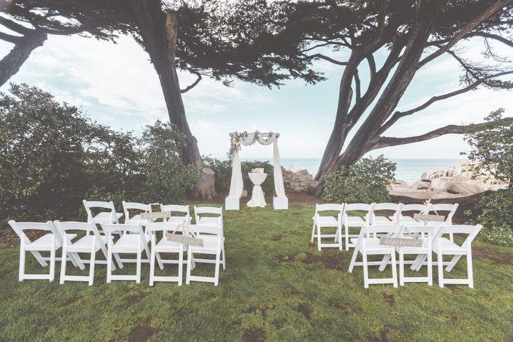 Diana David Monterey Wedding Big Sur Wedding Venues
