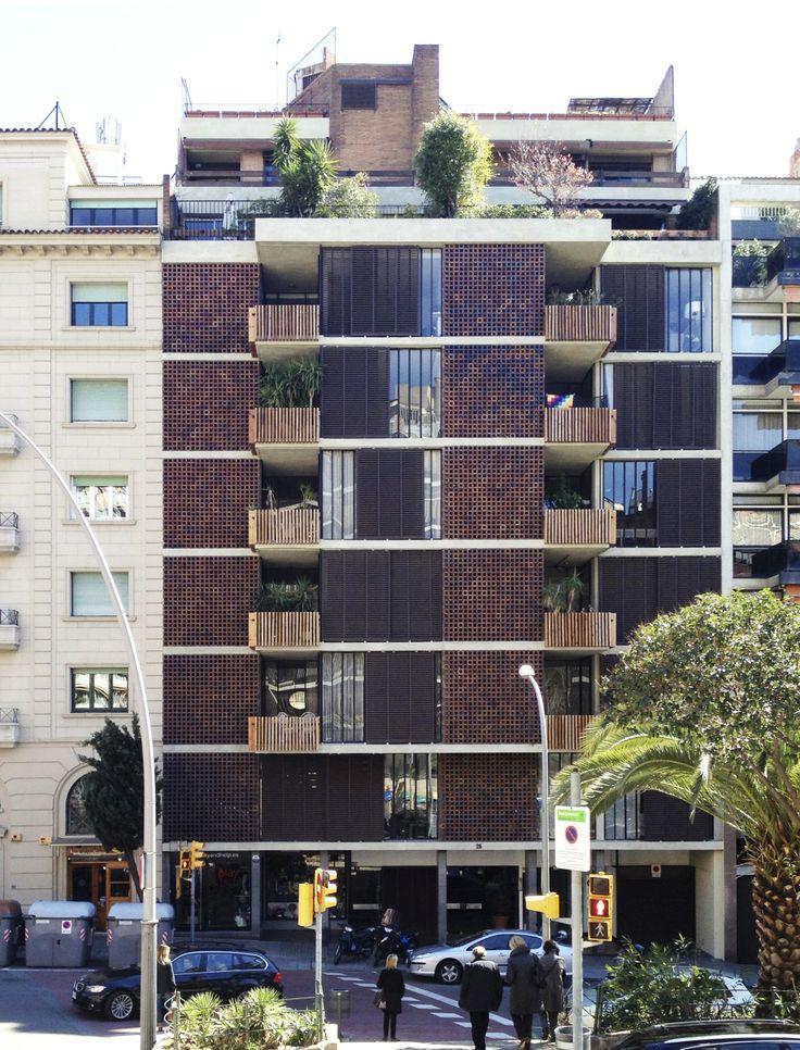 Bofill - Juan Sebastian Bach    Taken by 08023 Architects - Barcelona   #Architects #Bofill