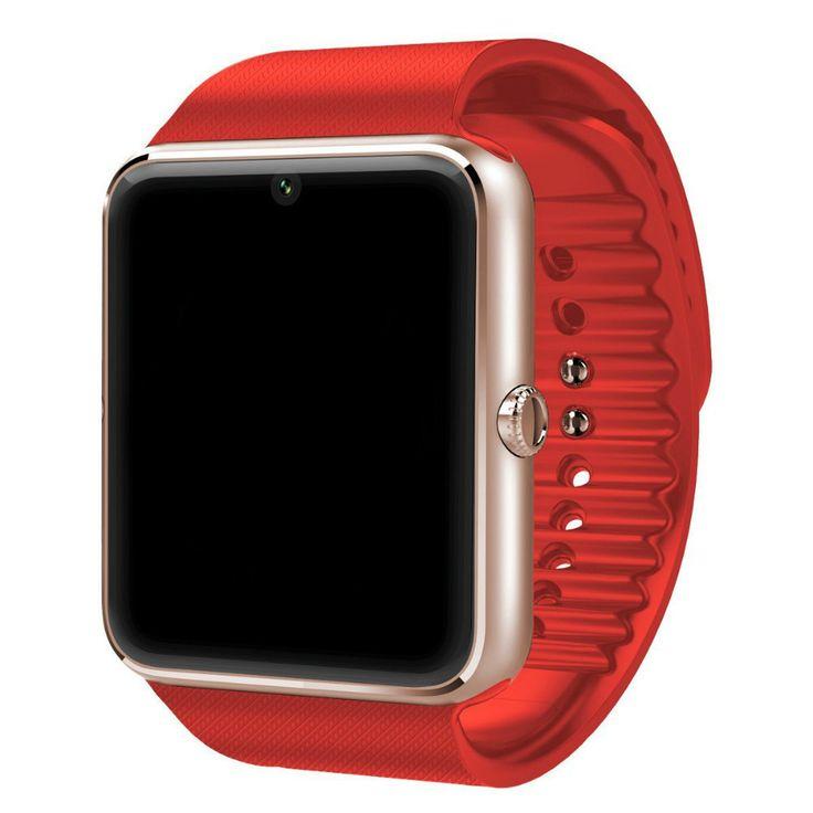 2016 neueste Tragen Bluetooth Smart Gesundheit Uhr Mit Sim-karte Smartwatch Für Apple Samsung GT08 Tragbares Gerät Telefon //Price: $US $29.56 & FREE Shipping //     #smartuhren