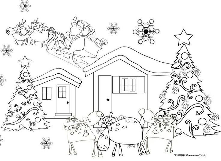 pin von tina goldgruber auf kids  weihnachtsmalvorlagen