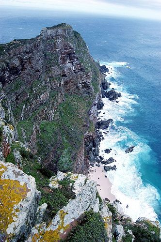 Awesome photo CAPE POINT