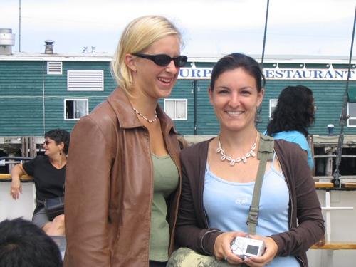 Study English in Canada. Students at Halifax language school.