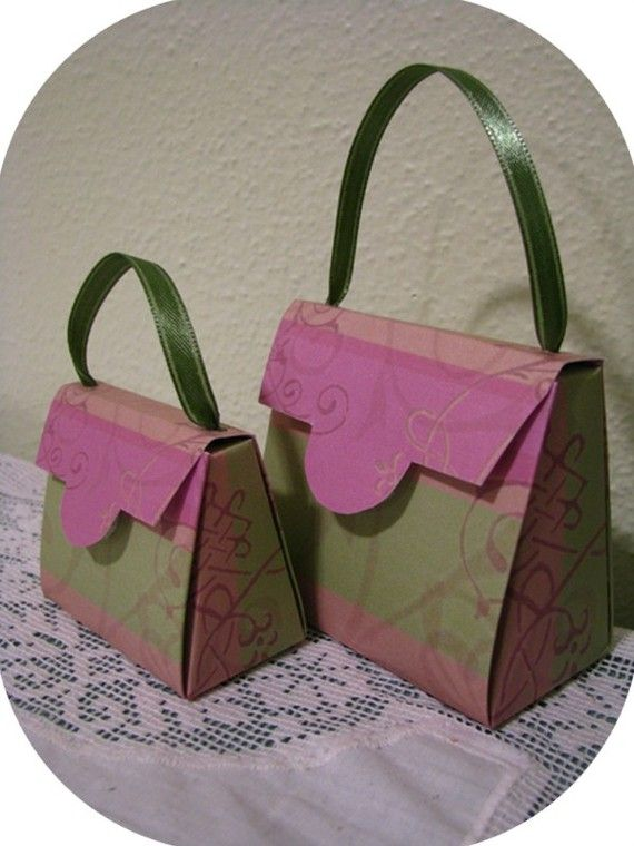 personalized gift bags shaped like a purse purse gift. Black Bedroom Furniture Sets. Home Design Ideas