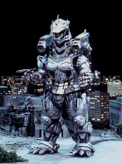 Kiryu : Mecha-Godzilla 3