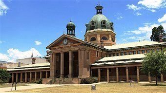Bathurst, NSW, Australia. Bathurst  Courthouse
