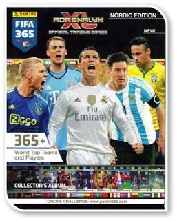 Adrenalyn XL FIFA 365 - Nordic Edition