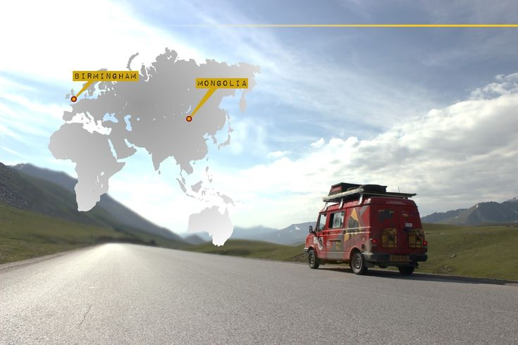 A Mammoth Steppe - Full Documentary to Mongolia #Mongolia #Charity #Rally