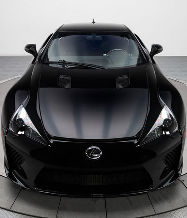 One of the most unbelievable modern supercars of all time: Lexus LFA. Check it out this #SupercarSunday #spon