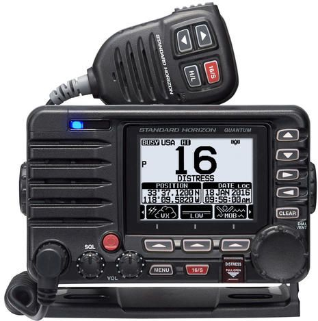 The Standard Horizon GX6500 will be the first marine radio integrated with a Class B AIS transceiver  #beaconwatch