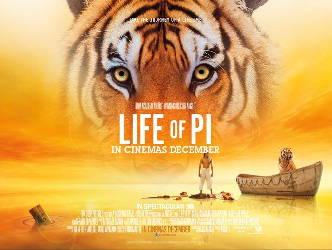 Win a holiday for 2 to India! Life of Pi