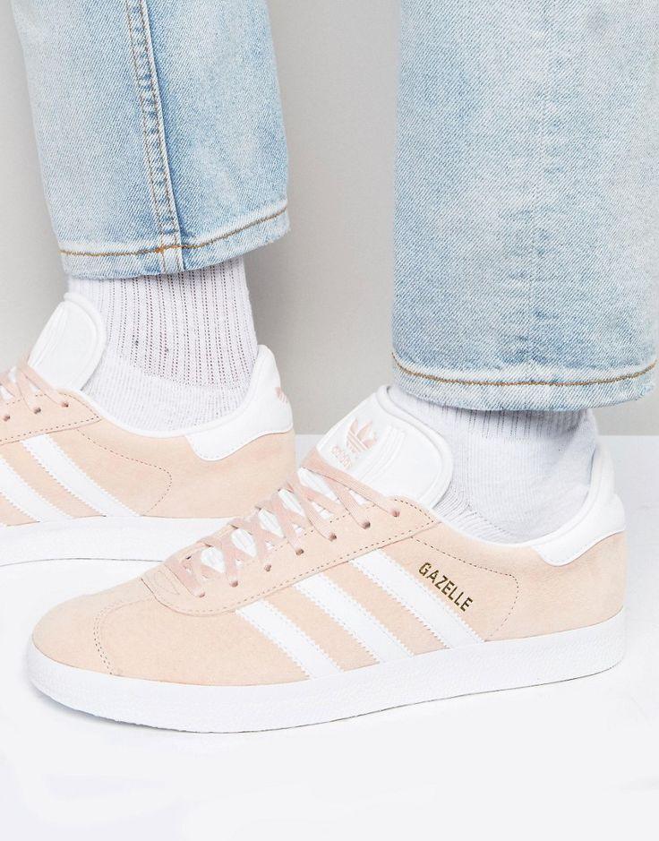 adidas gazelle solid grey white solar pink adidas gazelle men shoes