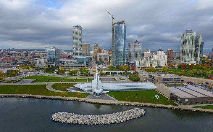 Milwaukee has transformed from dairy belt to rust belt to digital belt.