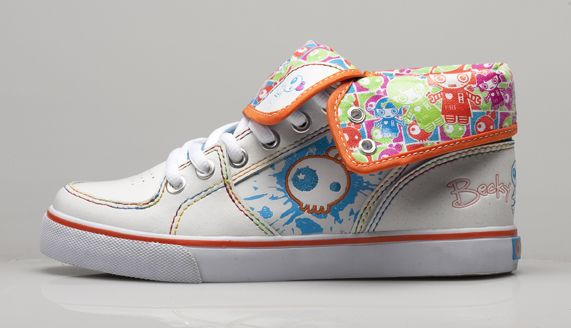 Becky Bones: Shoes With Attitude For Eco-Conscious Teens & Tweens | Child Mode
