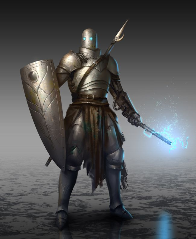 718 Best Warriors Paladins Amp Clerics Images On Pinterest