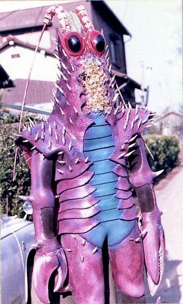 Japanese Crustacean Monster of some sort.