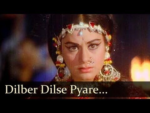 Dilbar Dil Se Pyare - Jeetendra - Aruna Irani - Asha Parekh - Caravan - Lata - Best Hindi Songs - YouTube