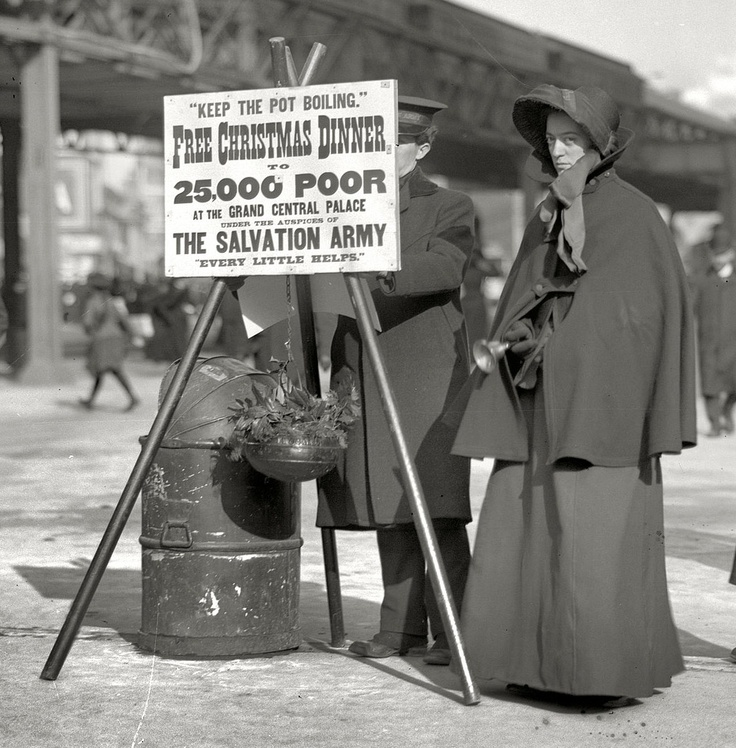 Salvation Army Gifts For Christmas: 149 Best Images About Red Kettle Campaign On Pinterest