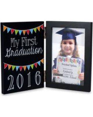 Malden Then and Now Preschool Graduation 2016 2 Up 4x6 Frame from Belk | BHG.com Shop