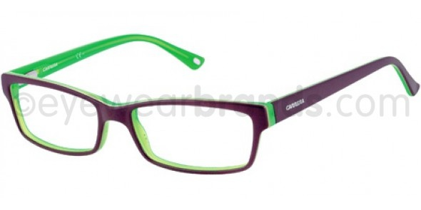 Carrera CA 6171 Carrera CA6171 75A DARK VIOLET/GREEN Carrera Glasses | 2013 Carrera Eyewear Frames Online from UK Opticians