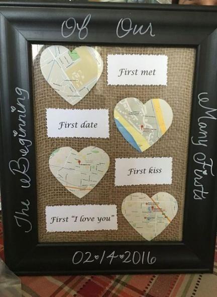 Gifts Ideas Handmade For Boyfriend 52+ Ideas For 2019