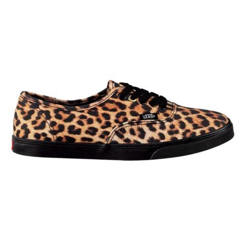 Shop for Vans Authentic Lo Pro Skate Shoe in BlackLeopard Print at Journeys Shoes. Shop today for the hottest brands in mens shoes and womens shoes at Journeys.com.Low profile version of the classic Vans for those that want the style for everyday wear. Features include a leopard print canvas upper and a micro-waffle rubber outsole.