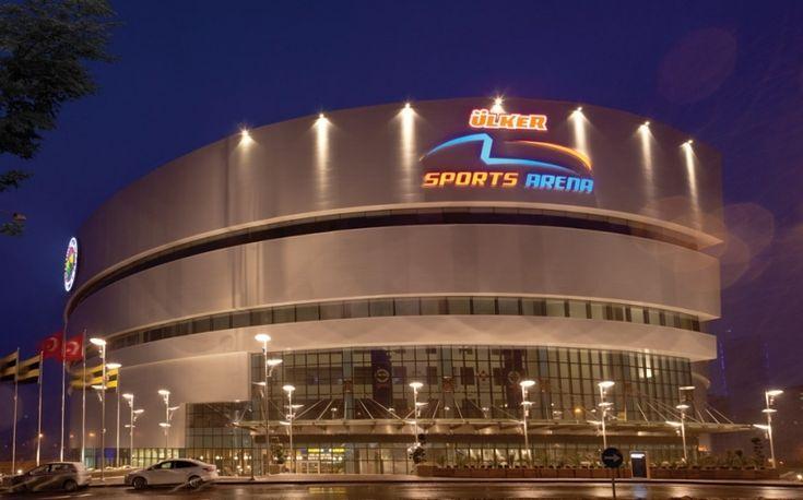 FB Ülker Arena @DarkLighting