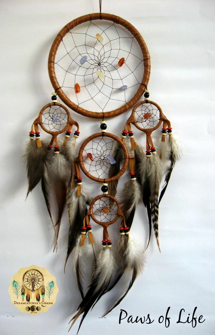 Dreamcatcher #handmade #craft #dreams #hippie #boho #bohemian #custom #catcher #freespirit