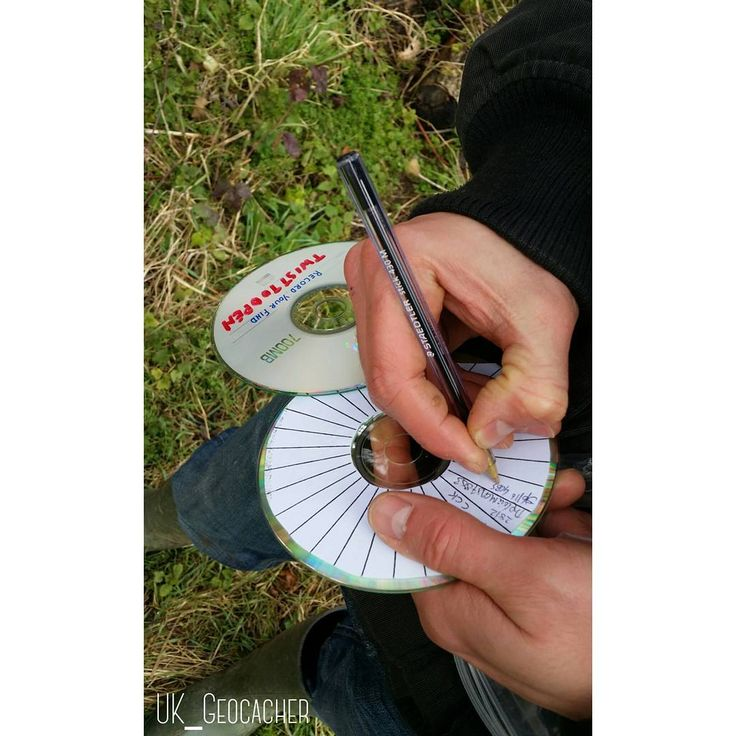 A pretty neat idea for a geocache logbook. How to make your log book memorable…