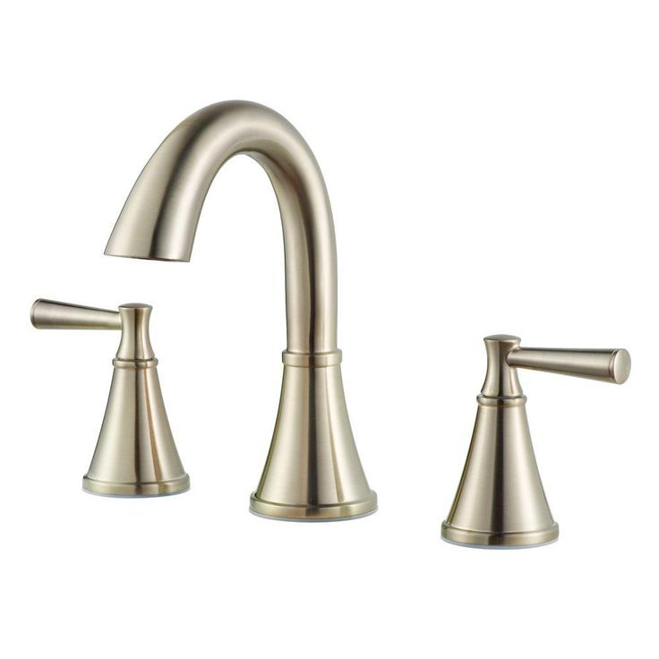 brushed nickel faucet bathroom - mobroi