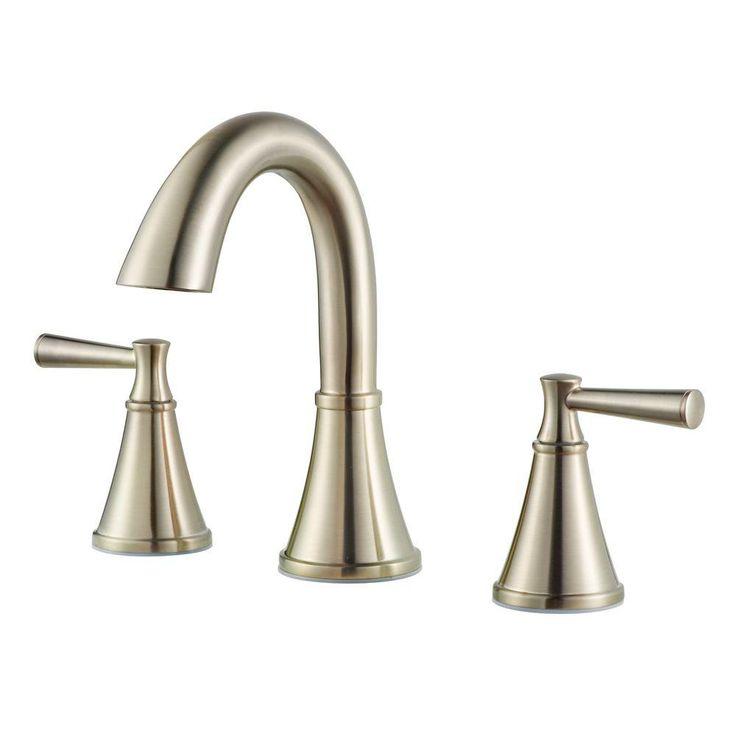 brushed nickel faucet bathroom - mobroi