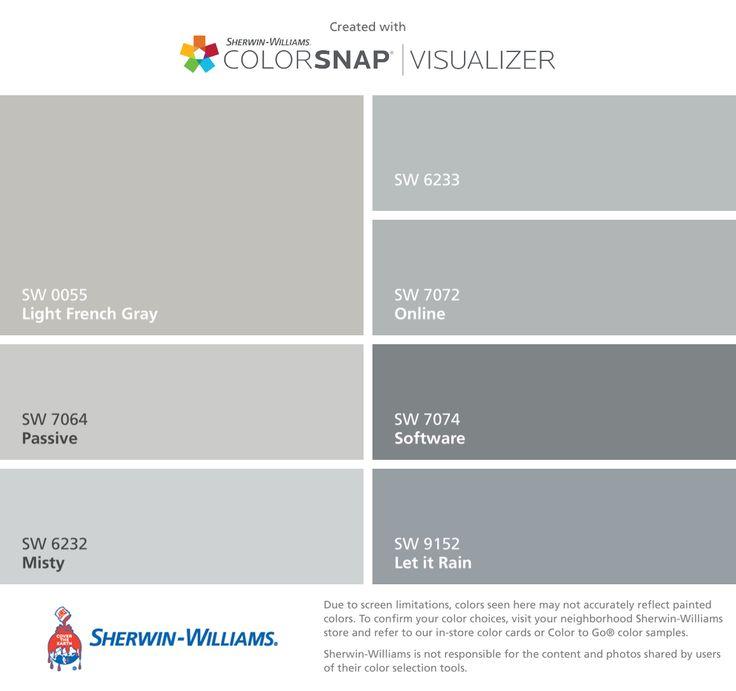667 Best Images About Paint Colors Wallpaper On Pinterest
