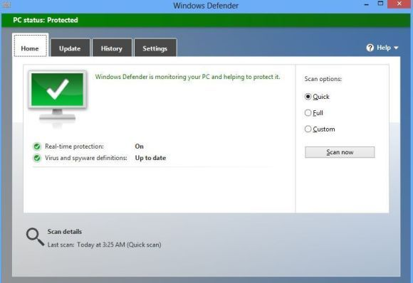 The update to Windows Defender that eliminates the Superfish adware AND its rogue certificate came down in almost record time.