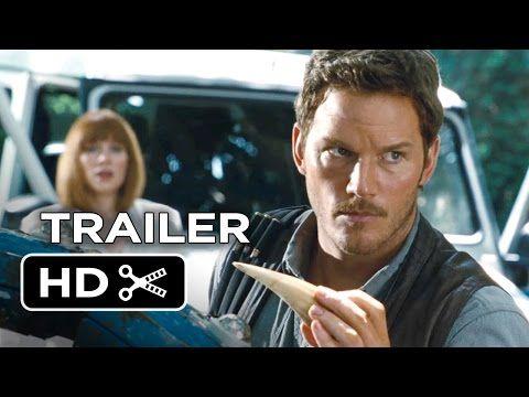 Reviews Mirchi: Jurassic World Official Trailer #1 (2015) - Chris Pratt, Jake Johnson - http://www.myeffecto.com/r/1y07_pn