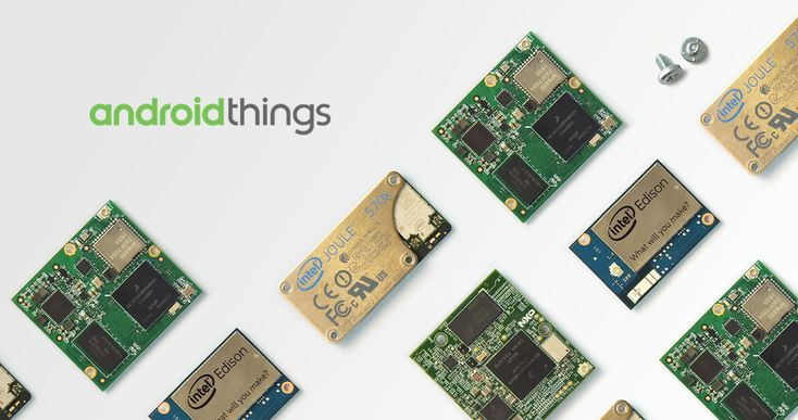 Google'dan IoT Platformu: Android Things