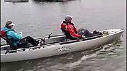 Hobie Mirage Pro Angler 17t Tandem Kayak   Hobie's Pro Angler 17T