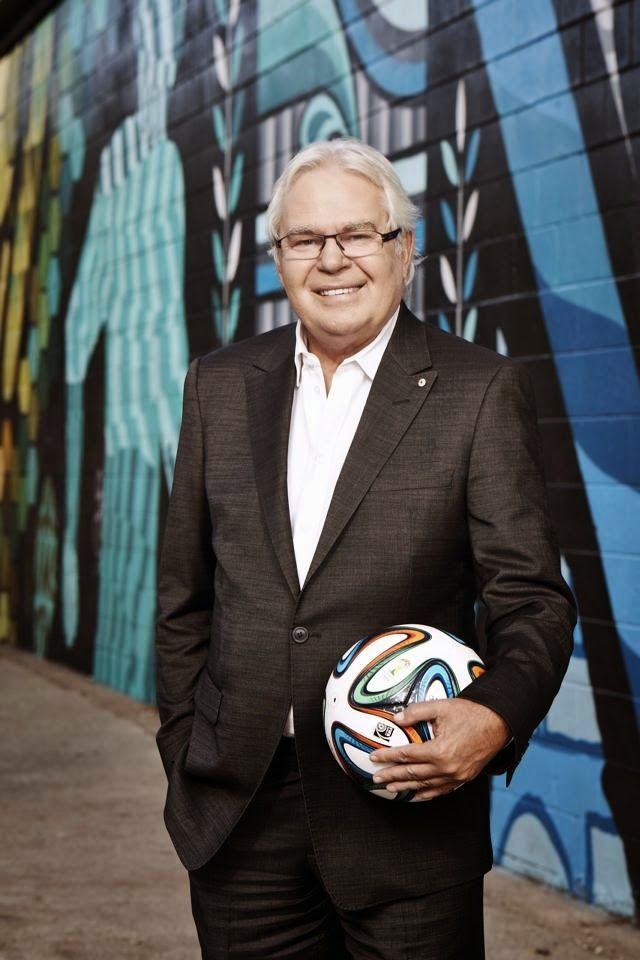 Talking Frankly: Me, Les Murray and The World Game