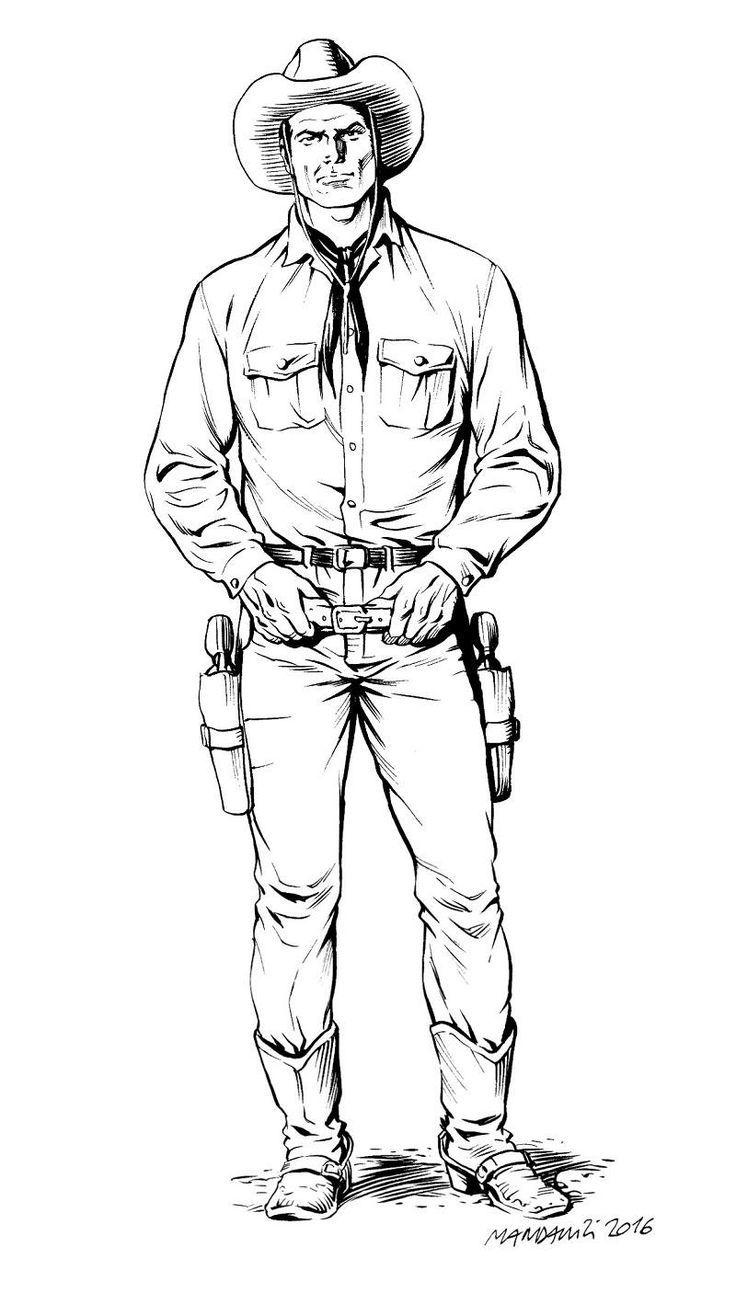 Pin On Cowboy Art