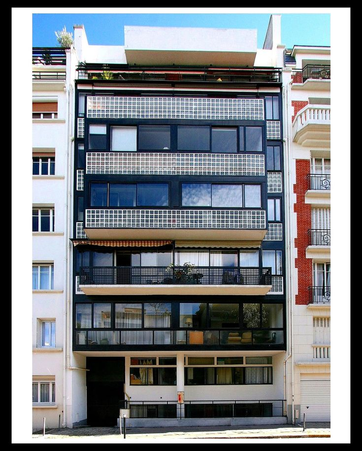 corbusier Immeuble Molitor - Cerca con Google