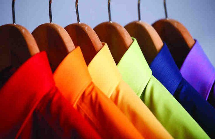 5 натуральных средств, которые помогут защитить вашу одежду от выцветания