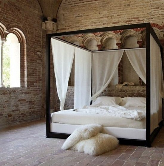 Bed canopy, mosquito net - Prensesler gibi uyuyun