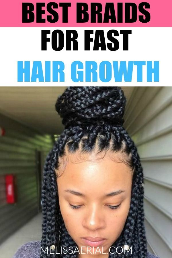 Plait Braids For Protective Styling And Fast Hair Growth Natural Hair Styles Braided Hairstyles Hair Styles