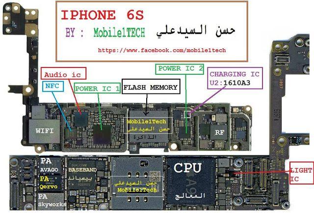 Iphone 6 All Schematic Diagram 100 Working Jumper Iphone Solution Apple Iphone Repair Smartphone Repair Download iphone schematic diagram
