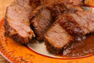 ... Slow Cooker (Crockpot) Recipe for Pot Roast with Sweet and Sour Tomato