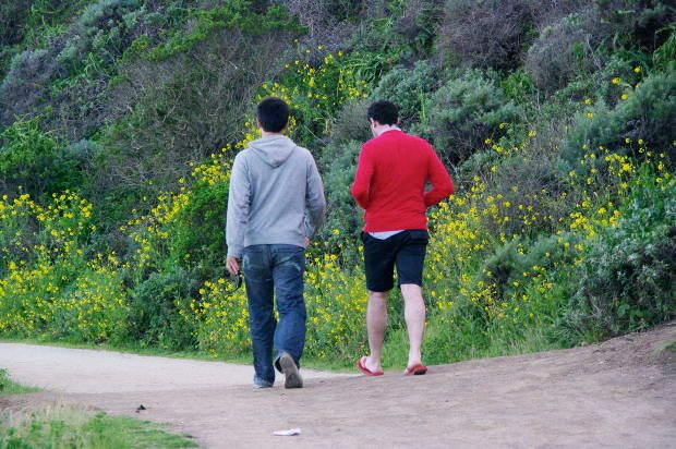 Walking Your Way To Health...find the benefits of morning walk.