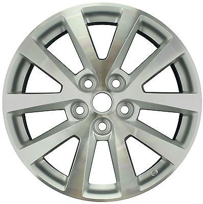 auto parts - general: Brand New 18 Alloy Wheel Rim For 2013 2014 2015 Chevrolet Malibu - Machined -> BUY IT NOW ONLY: $119 on eBay!