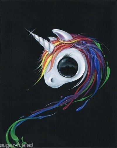 Freaky unicorn
