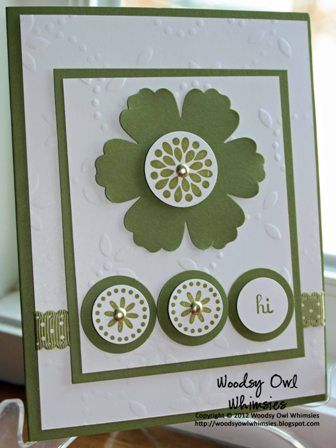 Mixed Bunch with Texturz Plates by loribelle3 - Cards and Paper Crafts at Splitcoaststampers: Flower Card, Scrapbooking Cards, Mixed Bunch, Card Making, Card Ideas, Paper Crafts, Su Mixed, Texturz Plate
