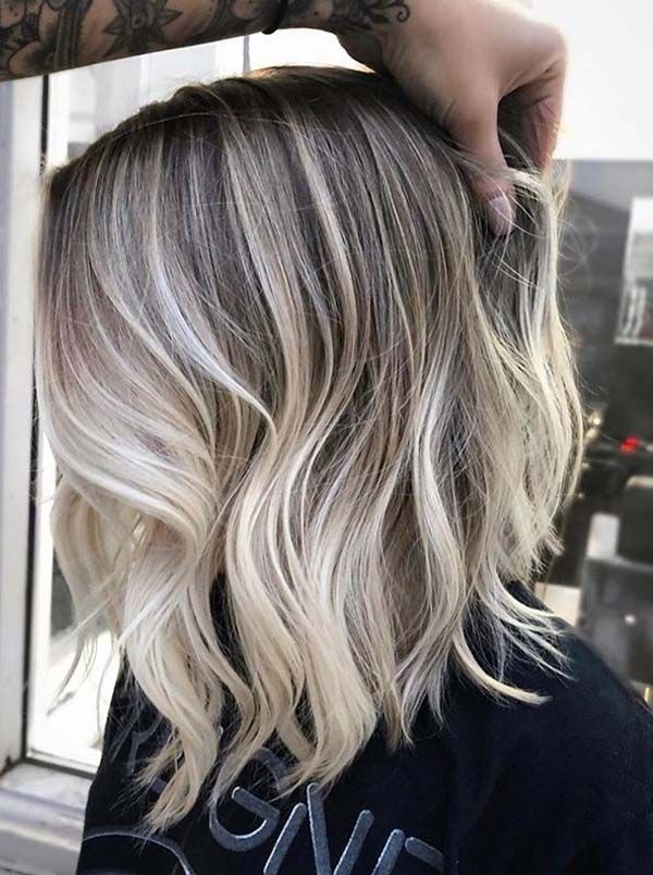 Latest Ideas For Blonde Hair With Dark Roots In 2020 Fashiongaps In 2020 Blonde Hair Color Dark Roots Blonde Hair Balayage Hair Blonde Short